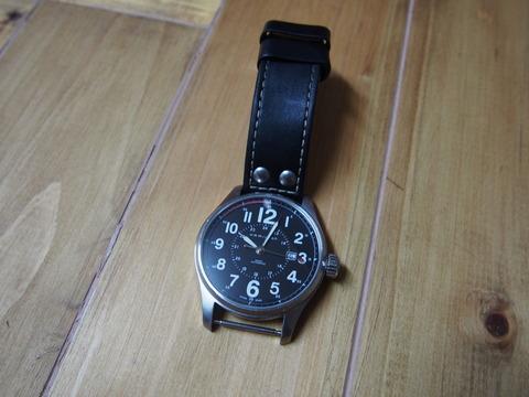 ハミルトン腕時計修理1